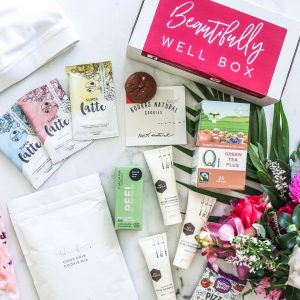 Beautifully Well Box Subscription Box Australia