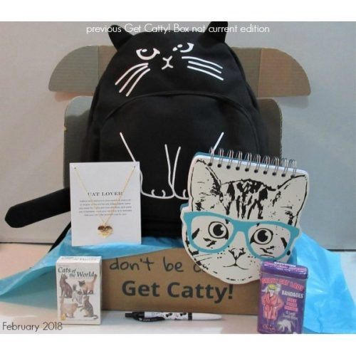 Get catty Subscription Box Australia