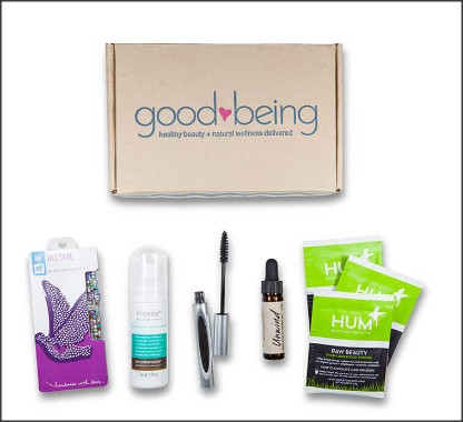 Good being box Subscription Box Australia