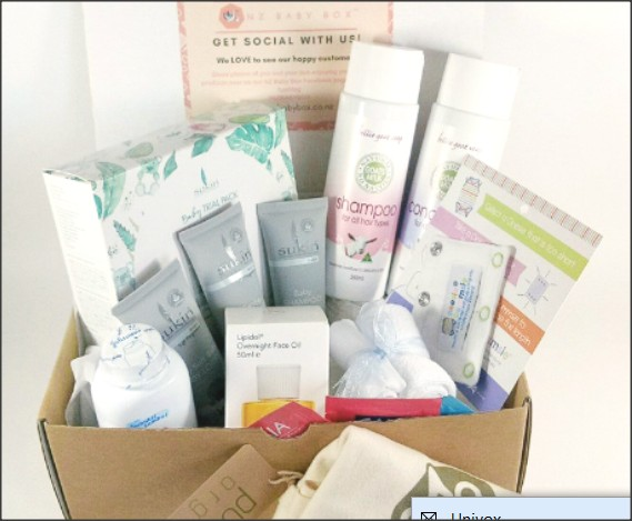 NZ Baby Box Subscription Box Australia