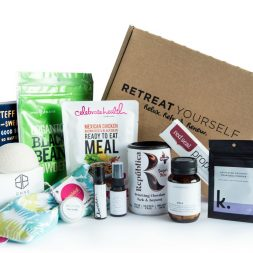 Retreat yourself Subscription Box Australia