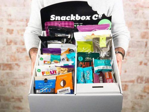 Snackbox Co Subscription Box Australia