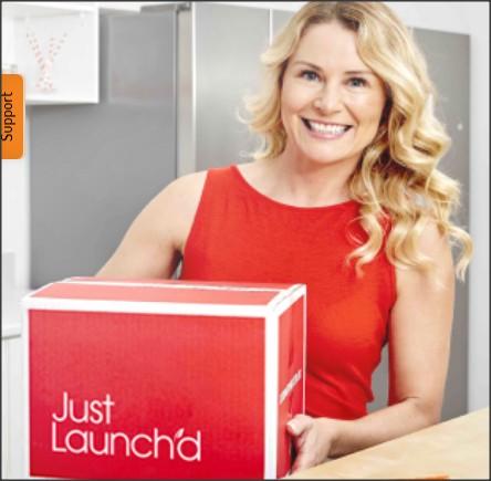 Just Launchd Subscription Box Australia