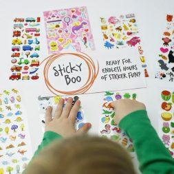 Stickyboo Subscription Box Australia