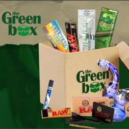 The green box Subscription Box Australia