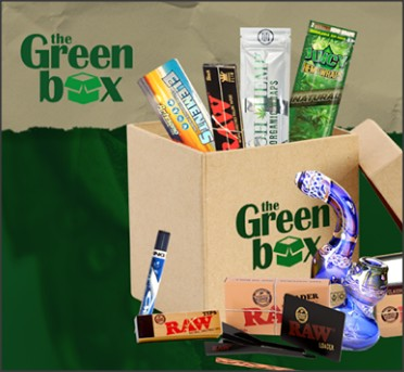 The green box Subscription Box Australia