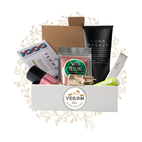 The vegan beauty box Subscription Box Australia