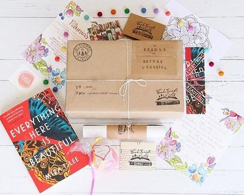 book forest crate Subscription Box Australia