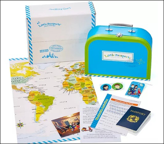 little passports Subscription Box Australia