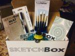 sketch box Subscription Box Australia
