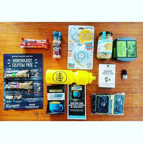 the-hiit-box Subscription Box Australia