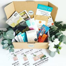 the yoga box Subscription Box Australia