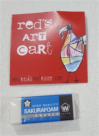 , Mrs Reds Art Cart – April 2018