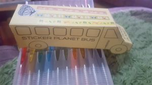 , Sticker Planet Box Review – June 2018