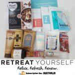 , Retreat Yourself Box Review – Winter 2018