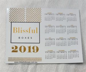 ", Blissful Boxes ""Jan 2019"" Review"