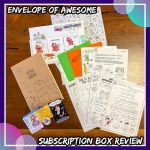 ", Envelope of Awesome ""June 2019"" Review"