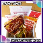 Treat Crate July 2019 Review