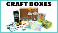Arts, Crafts & Creative Boxes