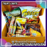 """Treat Crate """"Feb 2020"""" Subscription Box Review"""