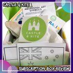 "Castle & Kite ""Feb"" Subscription Box Review"