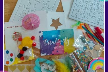 Paper Club Craft Inspirations Subscription Box Review