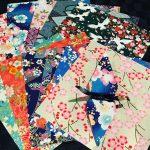 Yuzen washi paper